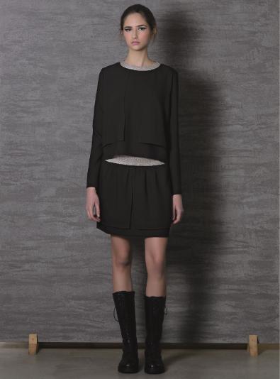 FW16SK25 - Skirt