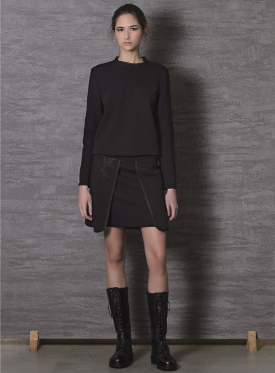 FW16SK18 - Skirt